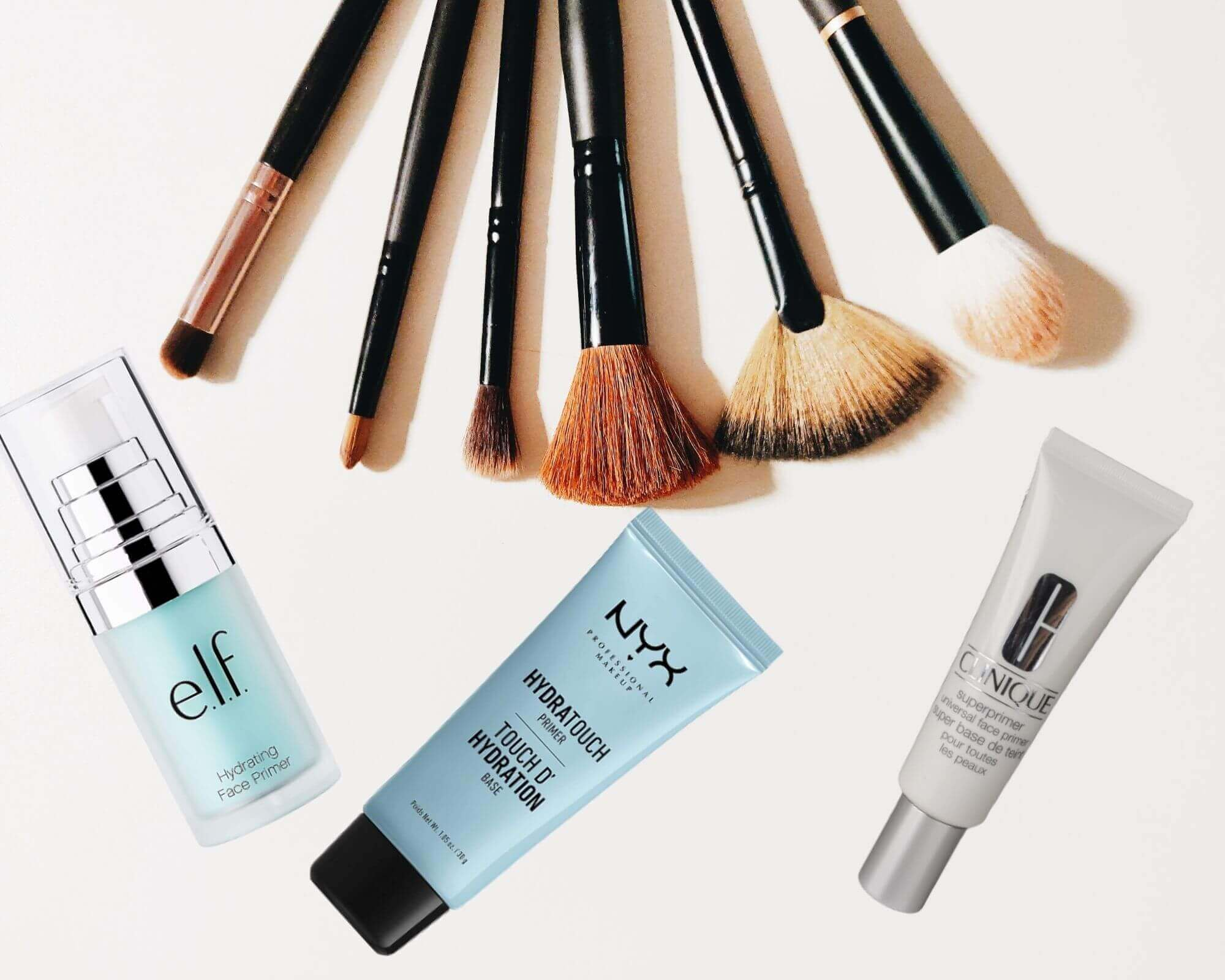 10 BEST HYDRATING PRIMERS FOR DRY SKIN