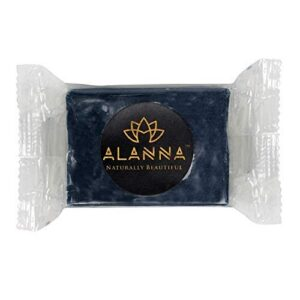 Alanna Naturally Beautiful Hair Fall Shampoo Bar - Amla, Reetha, Shikakai, Hibiscus Powder