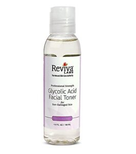 Reviva Labs Glycolic Acid Facial Toner